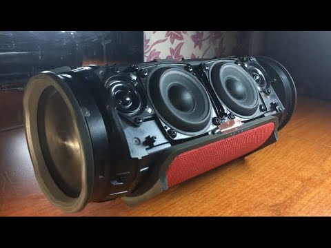 JBL Xtreme - 50K BASS!!! Low Frequency Mode [2017]