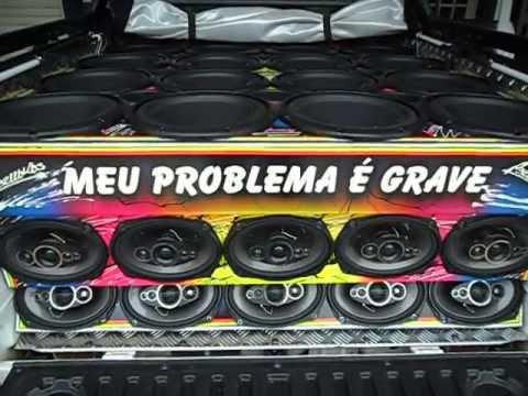 Som Automotivo 2013 - Saveiro Cross - 16 subs