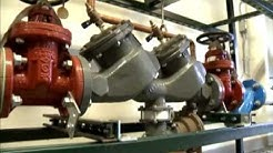 Backflow Prevention & Cross Connection Control: Applications & Installations