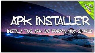 APK Installer for Android