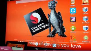 Demo : Qualcomm Snapdragon 805