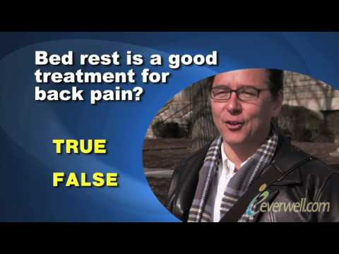 Do You Know Your Back Pain Facts?