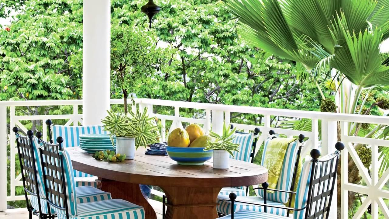 Beautiful Outdoor Dining Room Inspiration