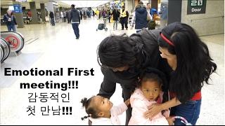 kenyan grandma came to usa meeting her grandchildren for the first time vlog ep 87 케냐 할머니 첫만남