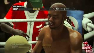 Fight Night Champion Online Match - FightNightsFinest VS Bluefinger_83