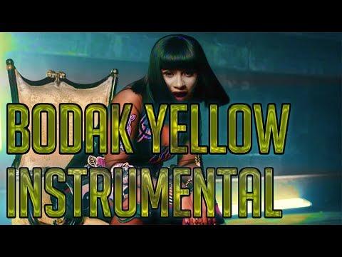 Cardi B - Bodak Yellow (Official Instrumental)[Prod by. KaSaunJ]