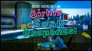 """Airhis: Final SoaR [SR] Hooligans [TH] RC Response - """"POWERED BY @GFUELEnergy"""" @Makz @Crudes"""