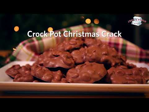 crock pot christmas crack recipe crock pot candy - Christmas Crack Candy Recipe