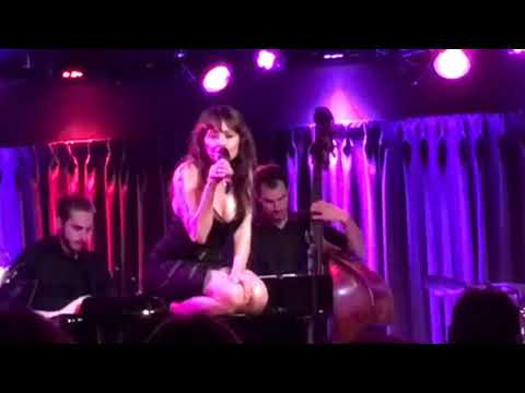 Frances Ruffelle LiveS in New York ON MY OWN Green Room 42