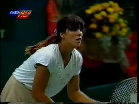 Jennifer Capriati vs Gabriela Sabatini Zürich 1996 (full match)