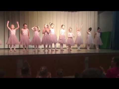 Ellie's Spring Ballet Recital 2018