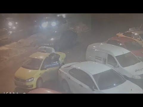 Мерзкие поступки водители