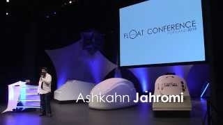 Ashkahn Jahromi (Welcome Speech) - Float Conference 2014