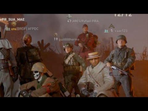 Ricardo Milos Call Of Duty Ww2 Youtube