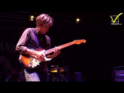 Eric Johnson - Manhattan