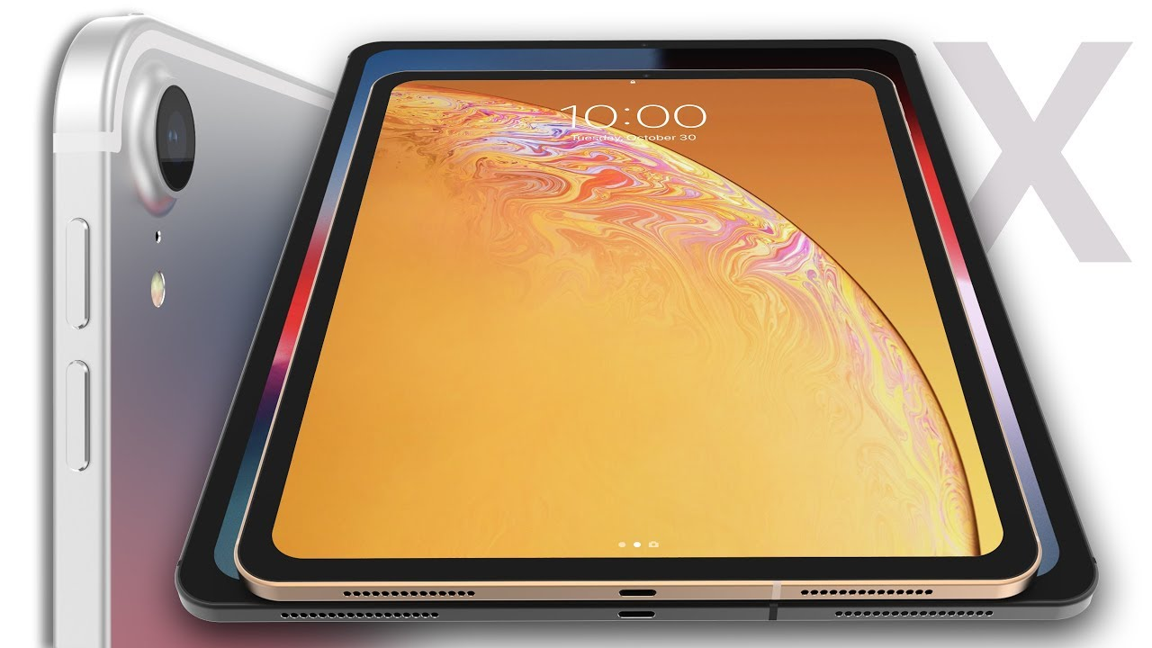 iPad Pro X is a BEAST! (2018) Final Leaks