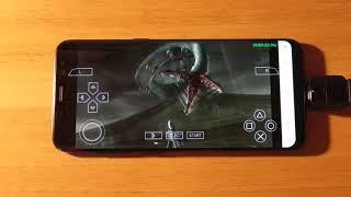 Samsung Galaxy S8 Exynos God Of War Ghost Of Sparta Ppsspp