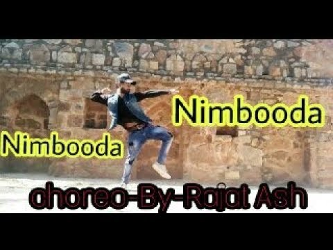 Nimbooda Nimbooda | Remix | Urban Bollywood | Choreography by Rajat Ash