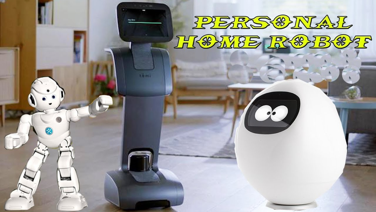 robots personal companions robot these