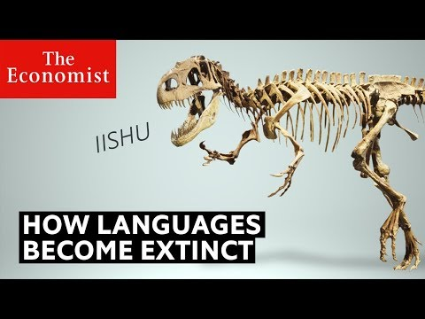 Why do languages die? | The Economist