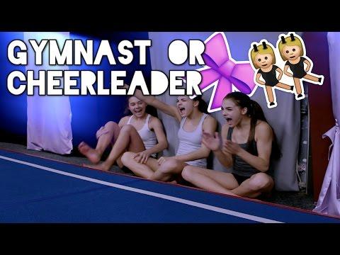 Should You be a Gymnast or a Cheerleader? (QUIZ)