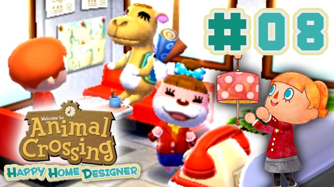 Animal Crossing Happy Home Designer Part 08 Deutsch German