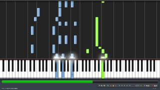 Synthesia-Burst the Gravity (Accel World OP 2)