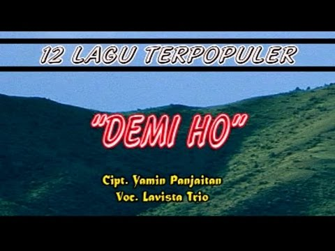 La Vista Trio - Demi Ho (Official Lyric Video)