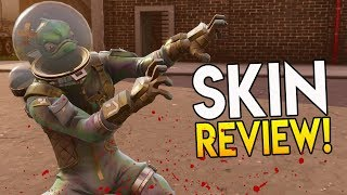 "Fortnite LEVIATHAN Skin Review ""Deep Sea or Deep Space?"" BEFORE YOU BUY"