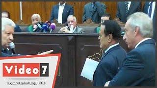 بالفيديو..مرتضى منصور لوالد