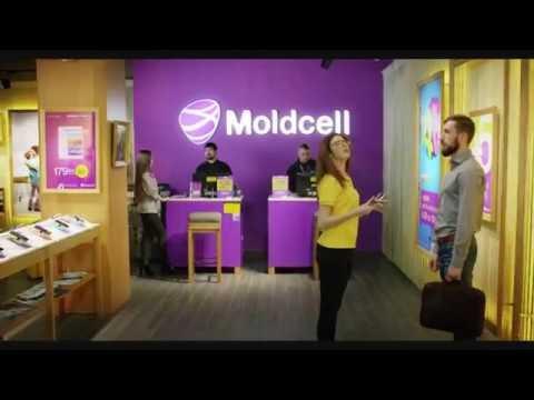General Mobile 4G Moldova'da - Moldcell Reklam Filmi