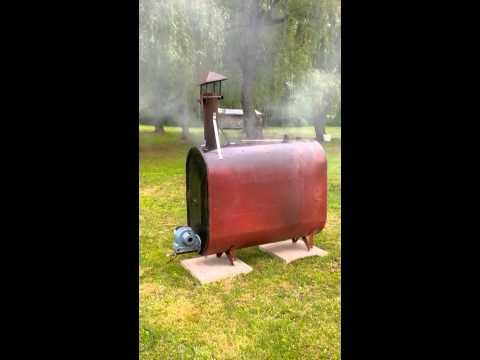 Homemade Incinerator