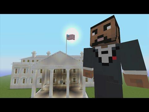Minecraft Xbox - Murder Mystery - White House (2)