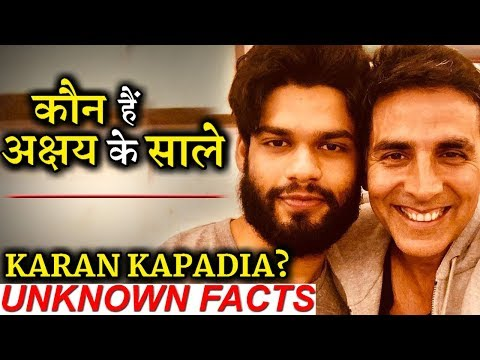 Know Some Interesting Details About Akshay Kumar's Brother-In-Law Karan Kapadia!