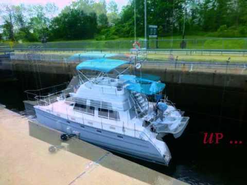 Trent-Severn Waterway Ontario Canada 2013