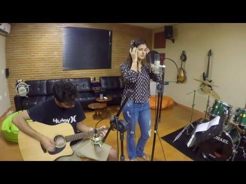 The Sun - Maroon 5 (Ana Dias cover video)