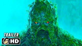 SWAMP THING Official Teaser Trailer (HD) Derek Mears DC Series