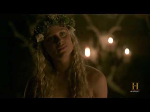 Vikings - Ubbe And Hvitserk Decide to Share Margrethe [Season 4B Official Scene] (4x18) [HD]