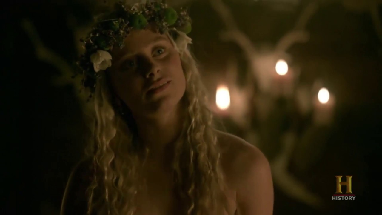 Vikings s5 lagertha sex scene - 1 4