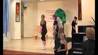 ДШИ Надежда Урок-репетиция