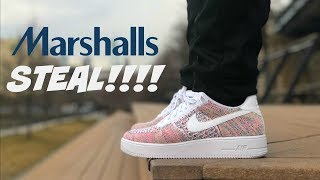 SEARCHING FOR LIMITED SNEAKERS AT MARSHALLS!!! I CAN'T BELIEVE THEY HAD THESE!?!?!