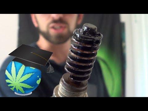 Smoking Pipe Resin?! – Black Cannabis Tar