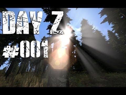 Let's Play DayZ Standalone - Berezino Action! - #1 [HD] | DayZ Standalone Gameplay German