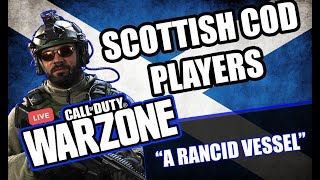 SCOTTISH COD PLAYERS LIVE WITH MARLEYTHIRTEEN (LIKE AND SUBSCRIBE