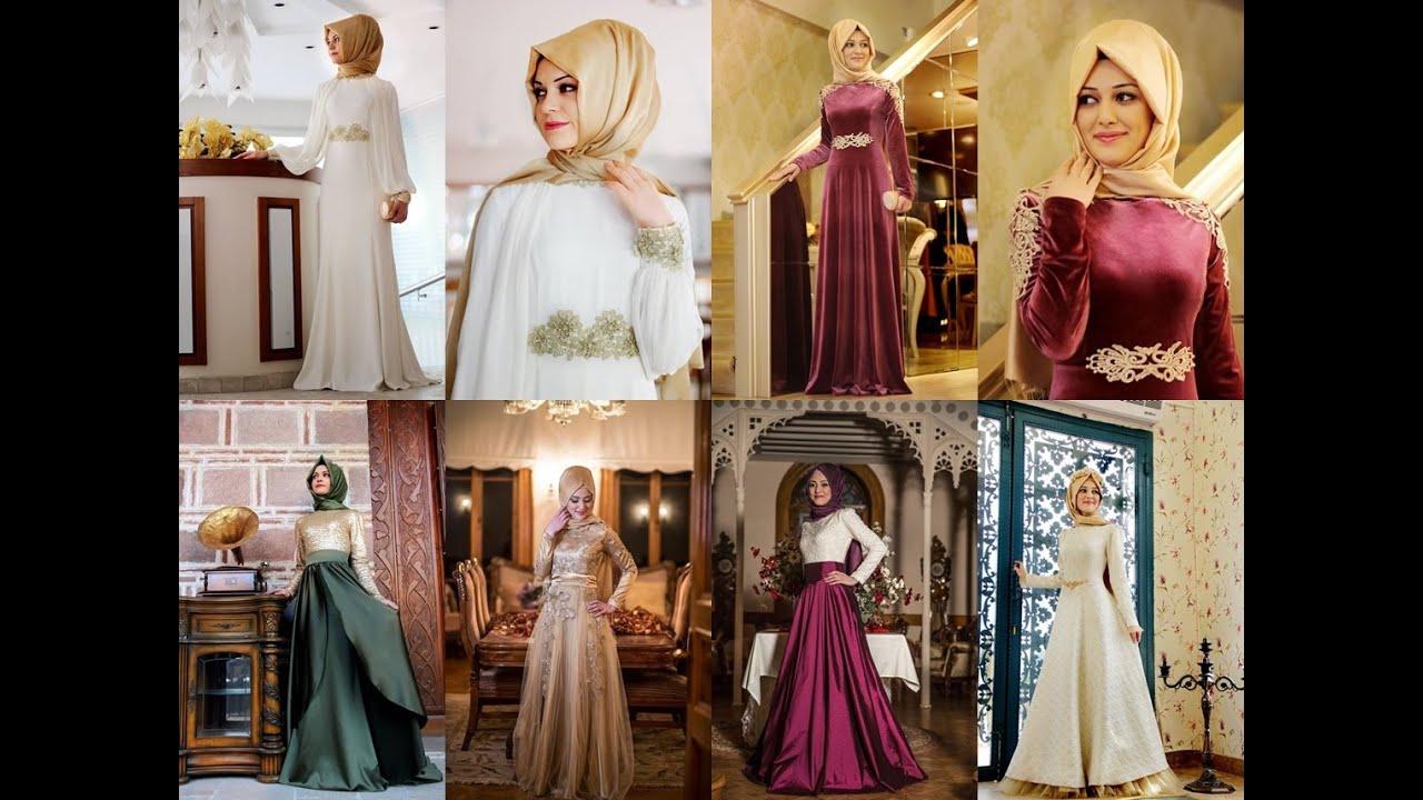 1cb38c3fdd6f6 Gamze Polat 2015 tesettür abiye elbise tunik kap online - YouTube