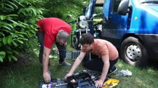 Oprava motorky 2