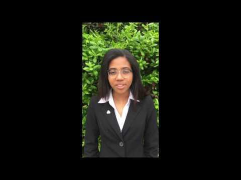 Alicia Arrington's Internship Overview