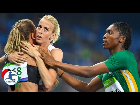 Africans Smell Racism in Semenya IAAF Ruling that Bars Her From Competing from YouTube · Duration:  2 minutes 34 seconds