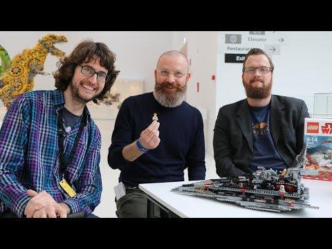 Interview with the LEGO Star Wars Design Team in Billund