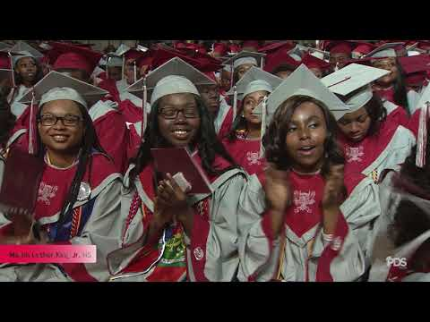 Martin Luther King Jr. High Graduation 2018